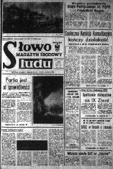 Słowo Ludu : organ Komitetu Wojewódzkiego Polskiej Zjednoczonej Partii Robotniczej, 1984, R.XXXV, nr 45