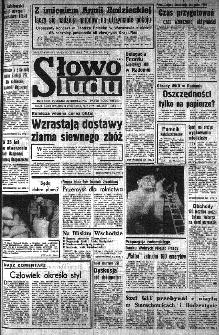 Słowo Ludu : organ Komitetu Wojewódzkiego Polskiej Zjednoczonej Partii Robotniczej, 1984, R.XXXV, nr 46