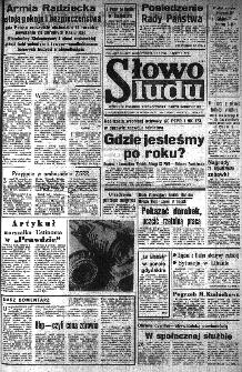 Słowo Ludu : organ Komitetu Wojewódzkiego Polskiej Zjednoczonej Partii Robotniczej, 1984, R.XXXV, nr 47