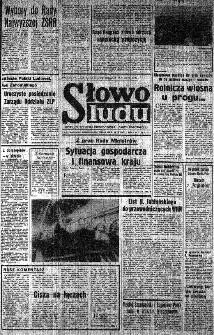 Słowo Ludu : organ Komitetu Wojewódzkiego Polskiej Zjednoczonej Partii Robotniczej, 1984, R.XXXV, nr 55