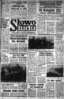Słowo Ludu : organ Komitetu Wojewódzkiego Polskiej Zjednoczonej Partii Robotniczej, 1984, R.XXXV, nr 76