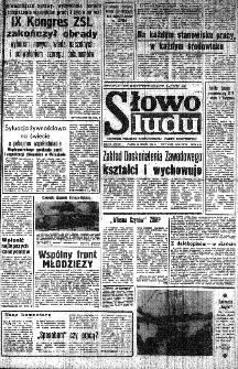 Słowo Ludu : organ Komitetu Wojewódzkiego Polskiej Zjednoczonej Partii Robotniczej, 1984, R.XXXV, nr 77