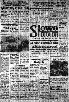 Słowo Ludu : organ Komitetu Wojewódzkiego Polskiej Zjednoczonej Partii Robotniczej, 1984, R.XXXV, nr 92