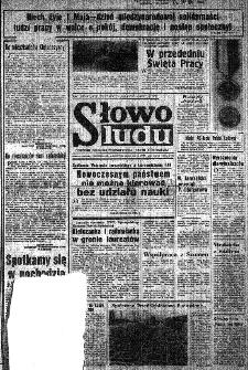 Słowo Ludu : organ Komitetu Wojewódzkiego Polskiej Zjednoczonej Partii Robotniczej, 1984, R.XXXV, nr 101