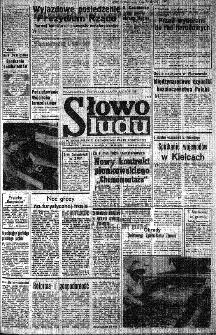 Słowo Ludu : organ Komitetu Wojewódzkiego Polskiej Zjednoczonej Partii Robotniczej, 1984, R.XXXV, nr 109