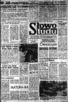 Słowo Ludu : organ Komitetu Wojewódzkiego Polskiej Zjednoczonej Partii Robotniczej, 1984, R.XXXV, nr 111