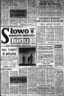 Słowo Ludu : organ Komitetu Wojewódzkiego Polskiej Zjednoczonej Partii Robotniczej, 1984, R.XXXV, nr 116