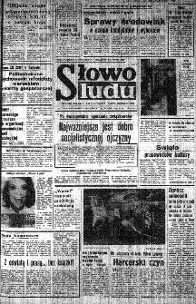 Słowo Ludu : organ Komitetu Wojewódzkiego Polskiej Zjednoczonej Partii Robotniczej, 1984, R.XXXV, nr 127