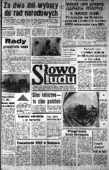 Słowo Ludu : organ Komitetu Wojewódzkiego Polskiej Zjednoczonej Partii Robotniczej, 1984, R.XXXV, nr 142
