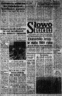 Słowo Ludu : organ Komitetu Wojewódzkiego Polskiej Zjednoczonej Partii Robotniczej, 1984, R.XXXV, nr 145