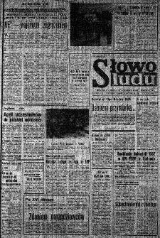 Słowo Ludu : organ Komitetu Wojewódzkiego Polskiej Zjednoczonej Partii Robotniczej, 1984, R.XXXV, nr 198