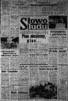 Słowo Ludu : organ Komitetu Wojewódzkiego Polskiej Zjednoczonej Partii Robotniczej, 1984, R.XXXV, nr 216