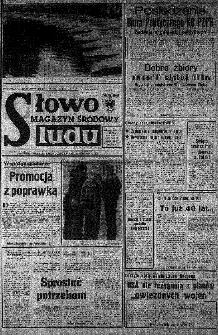 Słowo Ludu : organ Komitetu Wojewódzkiego Polskiej Zjednoczonej Partii Robotniczej, 1984, R.XXXV, nr 218