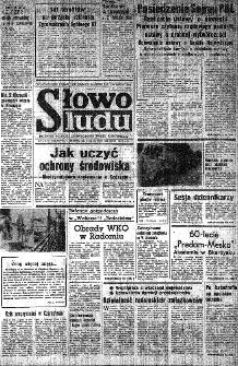Słowo Ludu : organ Komitetu Wojewódzkiego Polskiej Zjednoczonej Partii Robotniczej, 1984, R.XXXV, nr 225