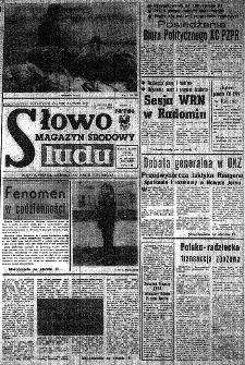 Słowo Ludu : organ Komitetu Wojewódzkiego Polskiej Zjednoczonej Partii Robotniczej, 1984, R.XXXV, nr 230