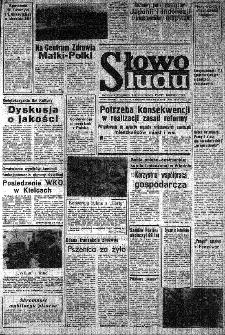 Słowo Ludu : organ Komitetu Wojewódzkiego Polskiej Zjednoczonej Partii Robotniczej, 1984, R.XXXV, nr 231