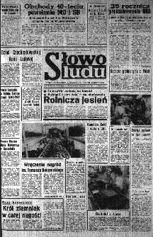 Słowo Ludu : organ Komitetu Wojewódzkiego Polskiej Zjednoczonej Partii Robotniczej, 1984, R.XXXV, nr 240