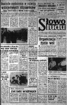 Słowo Ludu : organ Komitetu Wojewódzkiego Polskiej Zjednoczonej Partii Robotniczej, 1984, R.XXXV, nr 253