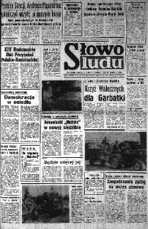Słowo Ludu : organ Komitetu Wojewódzkiego Polskiej Zjednoczonej Partii Robotniczej, 1984, R.XXXV, nr 255