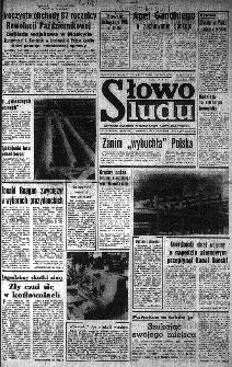 Słowo Ludu : organ Komitetu Wojewódzkiego Polskiej Zjednoczonej Partii Robotniczej, 1984, R.XXXV, nr 266