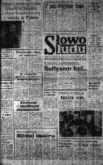 Słowo Ludu : organ Komitetu Wojewódzkiego Polskiej Zjednoczonej Partii Robotniczej, 1984, R.XXXV, nr 270