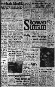 Słowo Ludu : organ Komitetu Wojewódzkiego Polskiej Zjednoczonej Partii Robotniczej, 1984, R.XXXV, nr 273