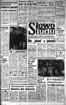 Słowo Ludu : organ Komitetu Wojewódzkiego Polskiej Zjednoczonej Partii Robotniczej, 1984, R.XXXV, nr 278