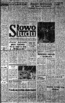 Słowo Ludu : organ Komitetu Wojewódzkiego Polskiej Zjednoczonej Partii Robotniczej, 1984, R.XXXV, nr 290