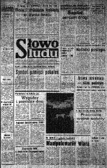 Słowo Ludu : organ Komitetu Wojewódzkiego Polskiej Zjednoczonej Partii Robotniczej, 1984, R.XXXV, nr 294