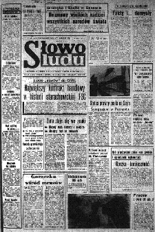 Słowo Ludu : organ Komitetu Wojewódzkiego Polskiej Zjednoczonej Partii Robotniczej, 1985, R.XXXVI, nr 6