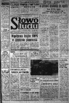 Słowo Ludu : organ Komitetu Wojewódzkiego Polskiej Zjednoczonej Partii Robotniczej, 1985, R.XXXVI, nr 9