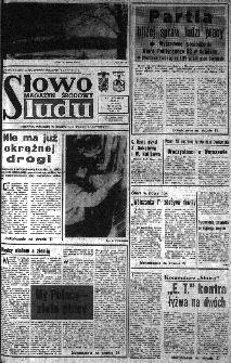 Słowo Ludu : organ Komitetu Wojewódzkiego Polskiej Zjednoczonej Partii Robotniczej, 1985, R.XXXVI, nr 19