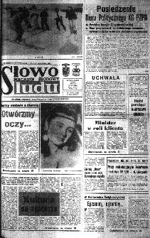 Słowo Ludu : organ Komitetu Wojewódzkiego Polskiej Zjednoczonej Partii Robotniczej, 1985, R.XXXVI, nr 31