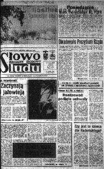 Słowo Ludu : organ Komitetu Wojewódzkiego Polskiej Zjednoczonej Partii Robotniczej, 1985, R.XXXVI, nr 43