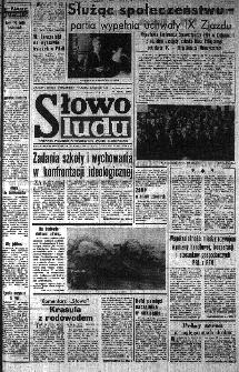 Słowo Ludu : organ Komitetu Wojewódzkiego Polskiej Zjednoczonej Partii Robotniczej, 1985, R.XXXVI, nr 71