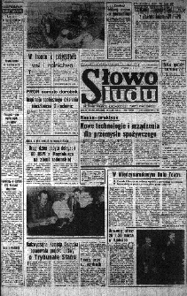 Słowo Ludu : organ Komitetu Wojewódzkiego Polskiej Zjednoczonej Partii Robotniczej, 1985, R.XXXVI, nr 74