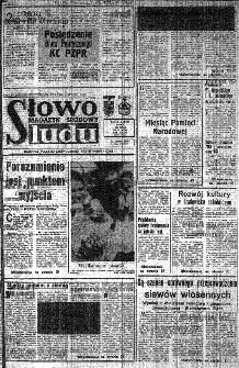 Słowo Ludu : organ Komitetu Wojewódzkiego Polskiej Zjednoczonej Partii Robotniczej, 1985, R.XXXVI, nr 79