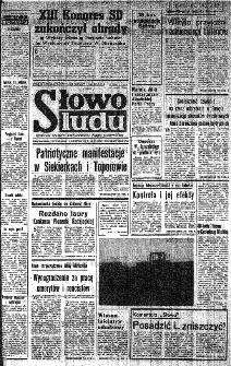 Słowo Ludu : organ Komitetu Wojewódzkiego Polskiej Zjednoczonej Partii Robotniczej, 1985, R.XXXVI, nr 87