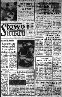 Słowo Ludu : organ Komitetu Wojewódzkiego Polskiej Zjednoczonej Partii Robotniczej, 1985, R.XXXVI, nr 89