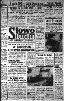 Słowo Ludu : organ Komitetu Wojewódzkiego Polskiej Zjednoczonej Partii Robotniczej, 1985, R.XXXVI, nr 107