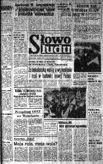 Słowo Ludu : organ Komitetu Wojewódzkiego Polskiej Zjednoczonej Partii Robotniczej, 1985, R.XXXVI, nr 110