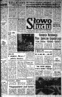 Słowo Ludu : organ Komitetu Wojewódzkiego Polskiej Zjednoczonej Partii Robotniczej, 1985, R.XXXVI, nr 114