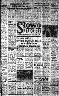Słowo Ludu : organ Komitetu Wojewódzkiego Polskiej Zjednoczonej Partii Robotniczej, 1985, R.XXXVI, nr 116