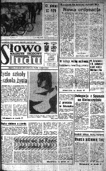 Słowo Ludu : organ Komitetu Wojewódzkiego Polskiej Zjednoczonej Partii Robotniczej, 1985, R.XXXVI, nr 135