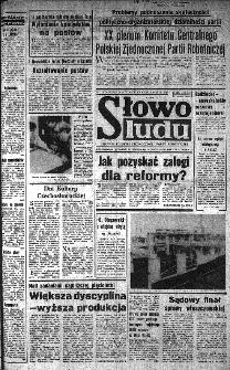 Słowo Ludu : organ Komitetu Wojewódzkiego Polskiej Zjednoczonej Partii Robotniczej, 1985, R.XXXVI, nr 136