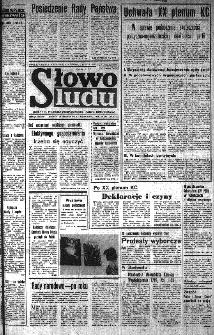 Słowo Ludu : organ Komitetu Wojewódzkiego Polskiej Zjednoczonej Partii Robotniczej, 1985, R.XXXVI, nr 140