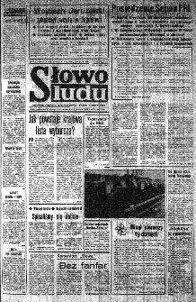 Słowo Ludu : organ Komitetu Wojewódzkiego Polskiej Zjednoczonej Partii Robotniczej, 1985, R.XXXVI, nr 160