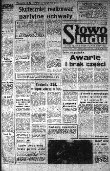 Słowo Ludu : organ Komitetu Wojewódzkiego Polskiej Zjednoczonej Partii Robotniczej, 1985, R.XXXVI, nr 181