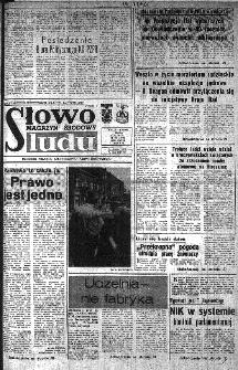 Słowo Ludu : organ Komitetu Wojewódzkiego Polskiej Zjednoczonej Partii Robotniczej, 1985, R.XXXVI, nr 182