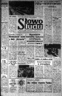 Słowo Ludu : organ Komitetu Wojewódzkiego Polskiej Zjednoczonej Partii Robotniczej, 1985, R.XXXVI, nr 183